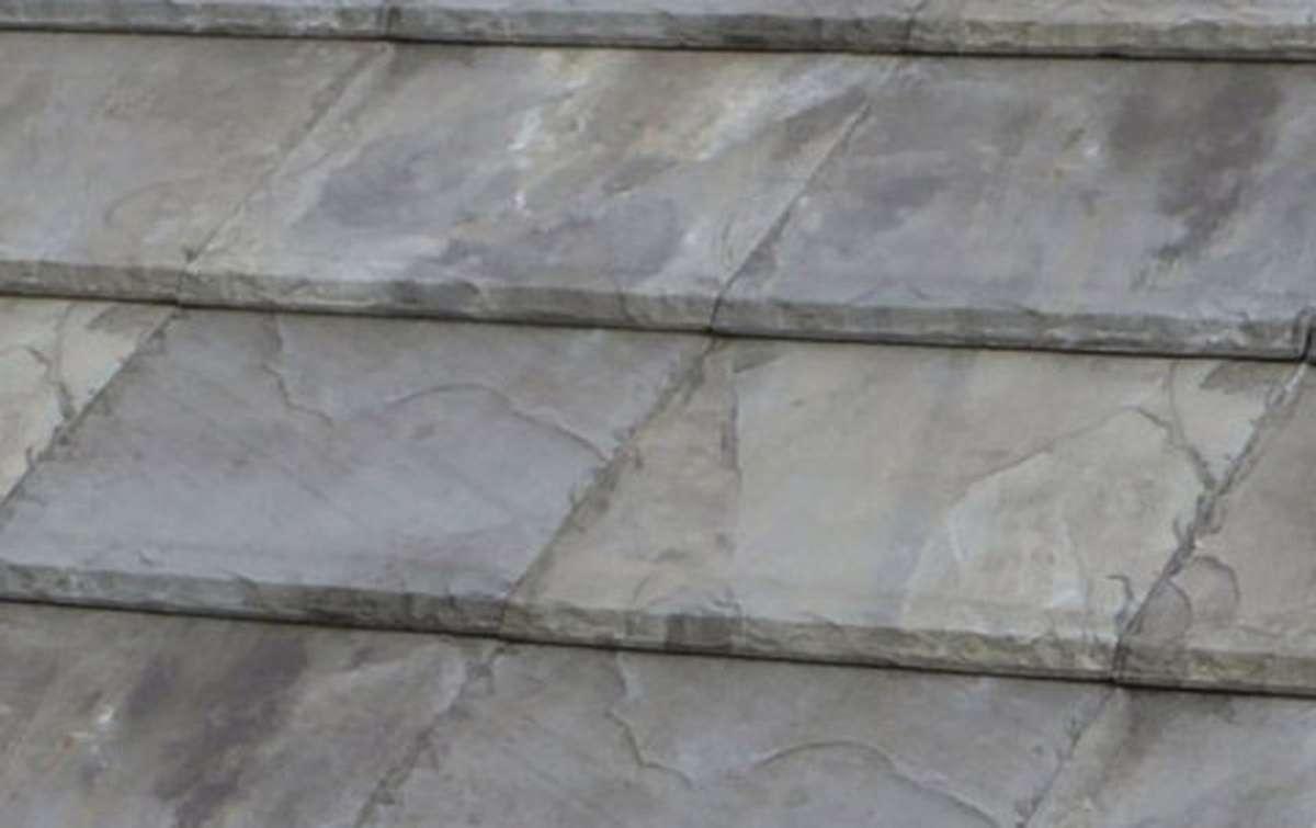 Керамическая черепица TEJAS BORJA Flat-5XL, Irish Green